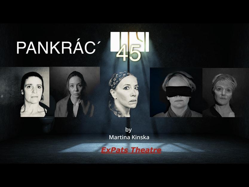 ExPats Theatre - Pankrac 45